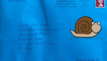 Direct mail or snail mail?