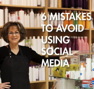 Avoid these social media mistakes