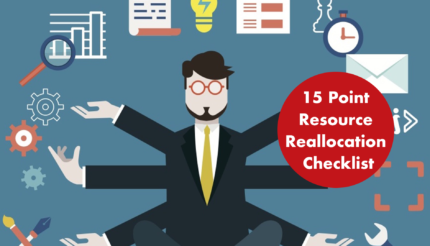 images of resources stock photo with title over it 15 point checklist