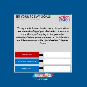 90 Day Business Planning Tool Image