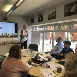 Helen Pethybridg Business Coaching Seminar